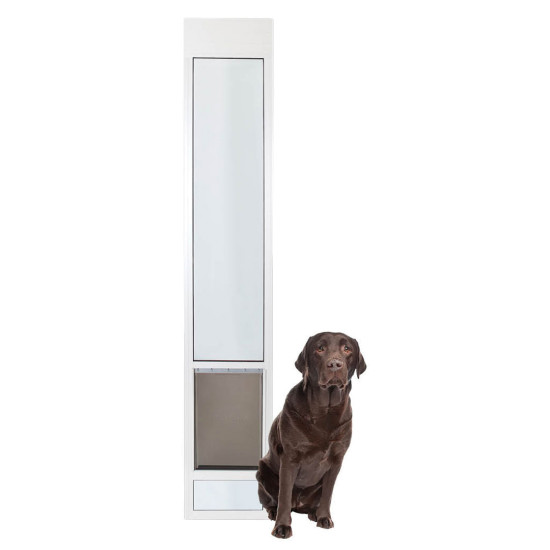 freedom aluminum patio panel up to 96 inches