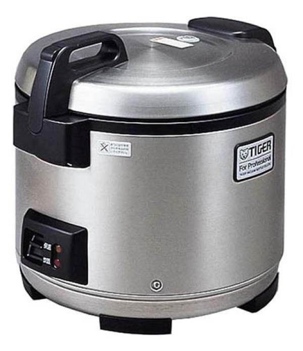 Tiger Cooked Rice Cooker Commercial Stainless Jno-a360-xs Free Shipping