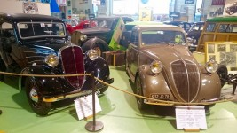 Visite du musée de l'aventure automobile de Poissy le lundi 4 avril