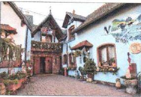 Séjour Alsace
