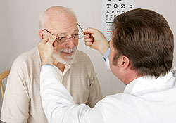 Annual eye exams are a must!