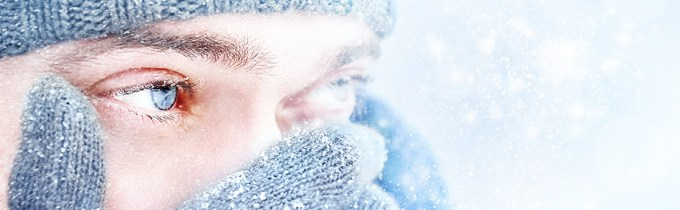 Taking Care of Your Eyes During Cold, Winter Weather