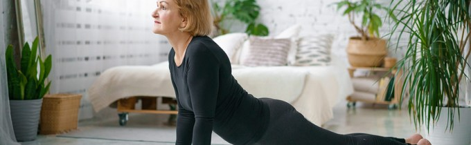 Yoga May Be Bad for Those with Glaucoma