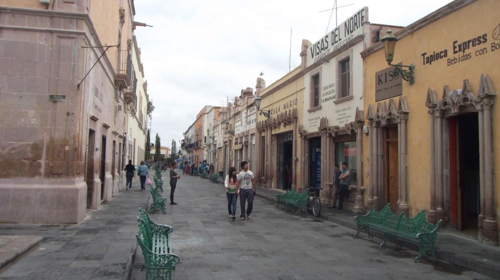 Zacatecas and Jerez Mexico  Richards Travel Blog
