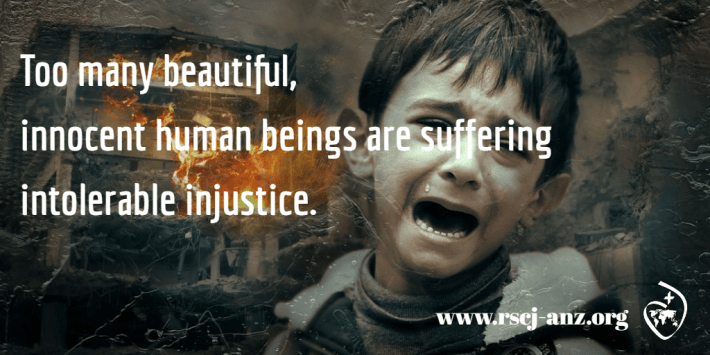 suffering intolerable injustice