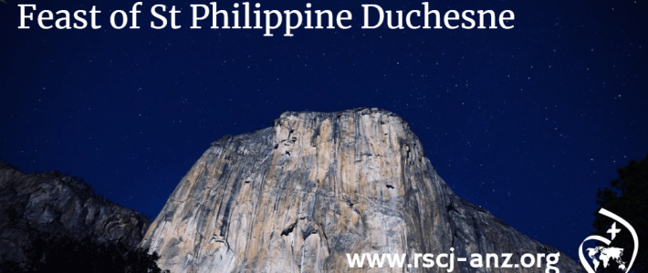 St Philippine Duchesne conquered obstacles