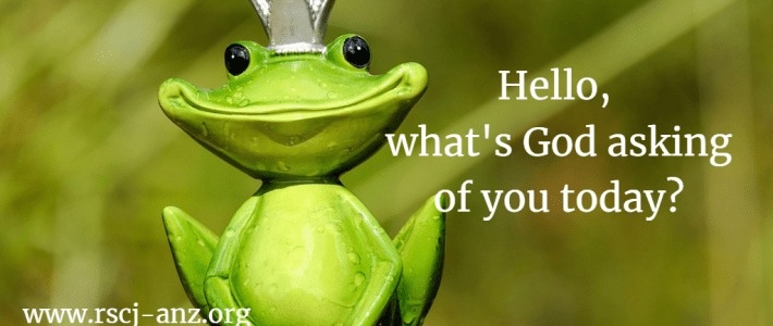 What's God asking of you today?