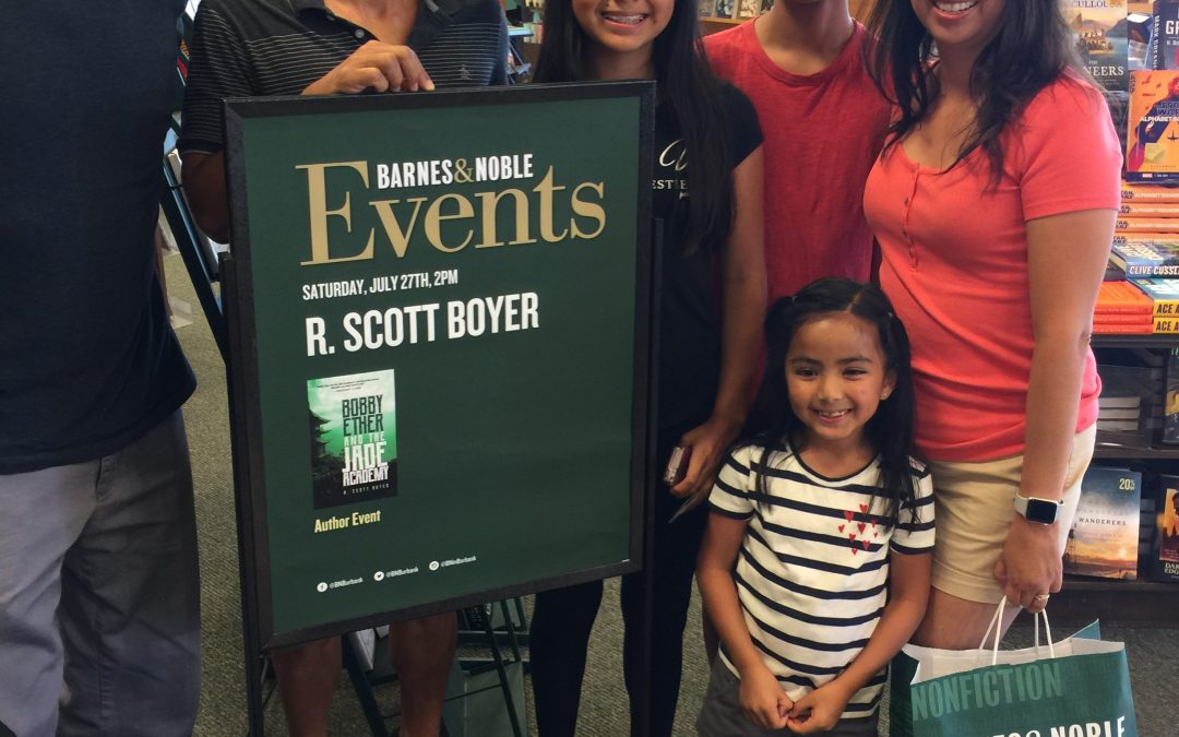 B&N – Huntington Beach