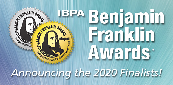 IBPA Benjamin Franklin Award Winner!
