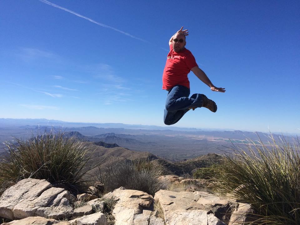 harquahala jump