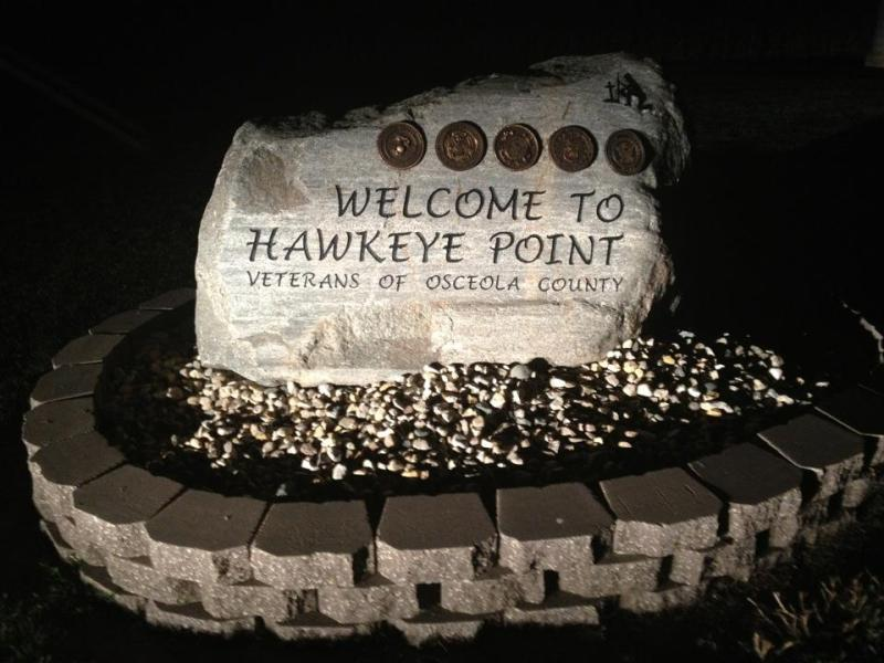 Hawkeye Point