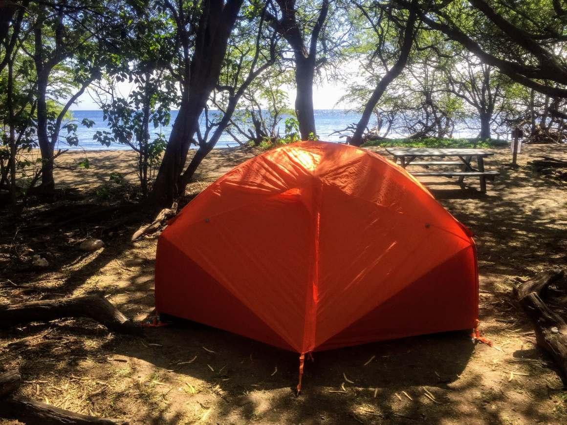 olowalu campsite