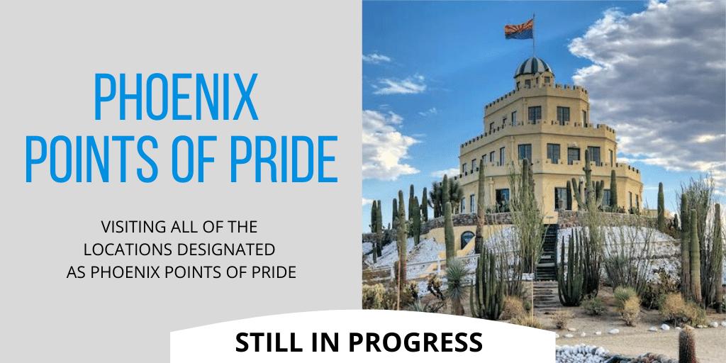 Phoenix Points of Pride