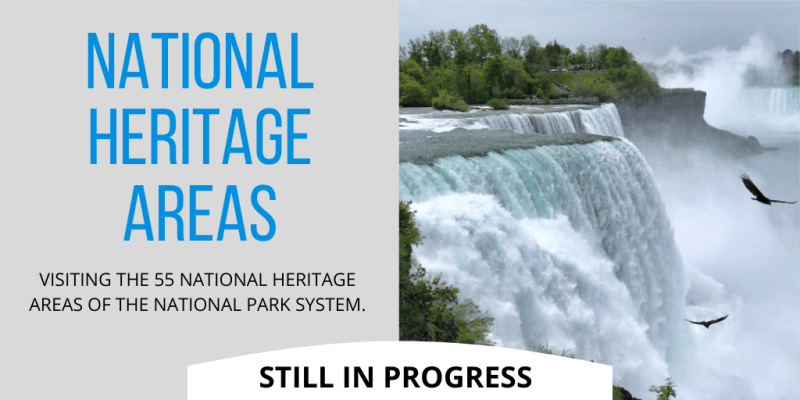 National Heritage Areas quest
