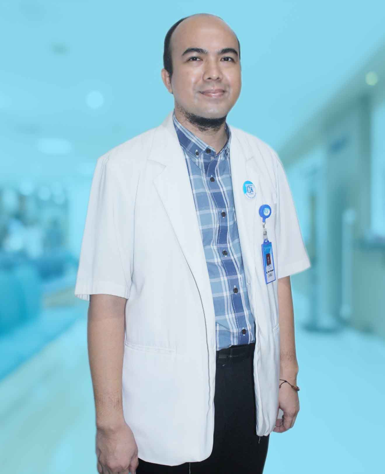 dr. Ayatullah Khomaini, Sp.PD
