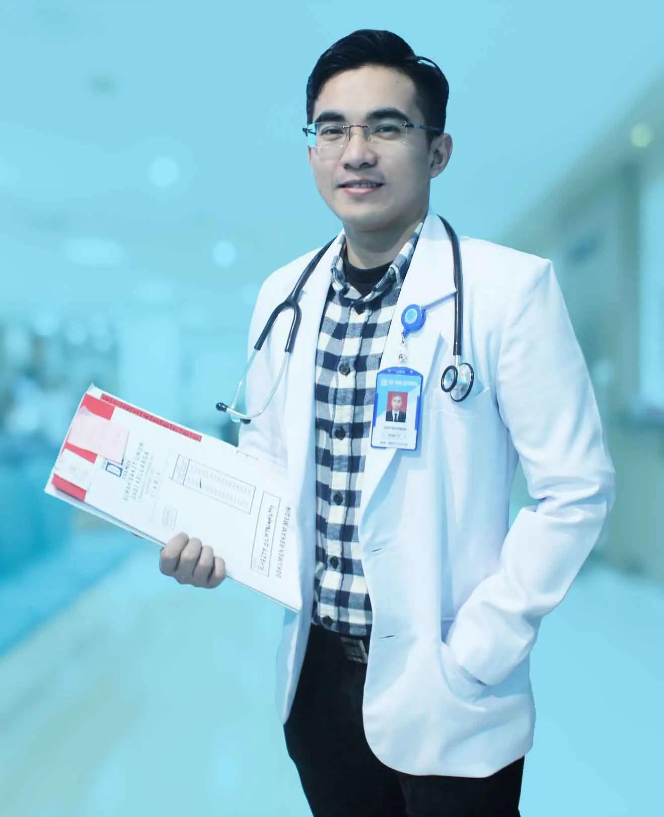 dr. Ryan Andhika Dimyati Putra, Sp. B