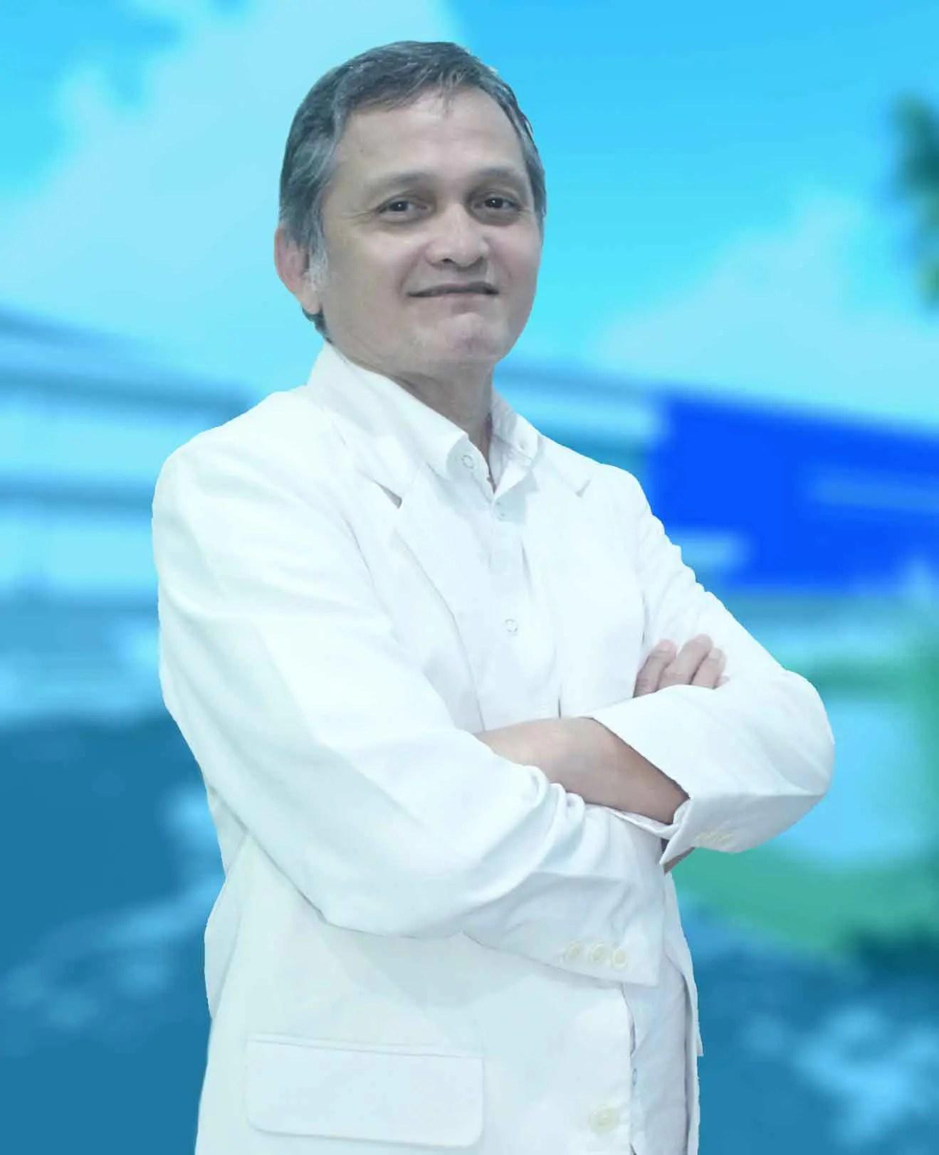 dr. Achmad Haryadi, Sp.B