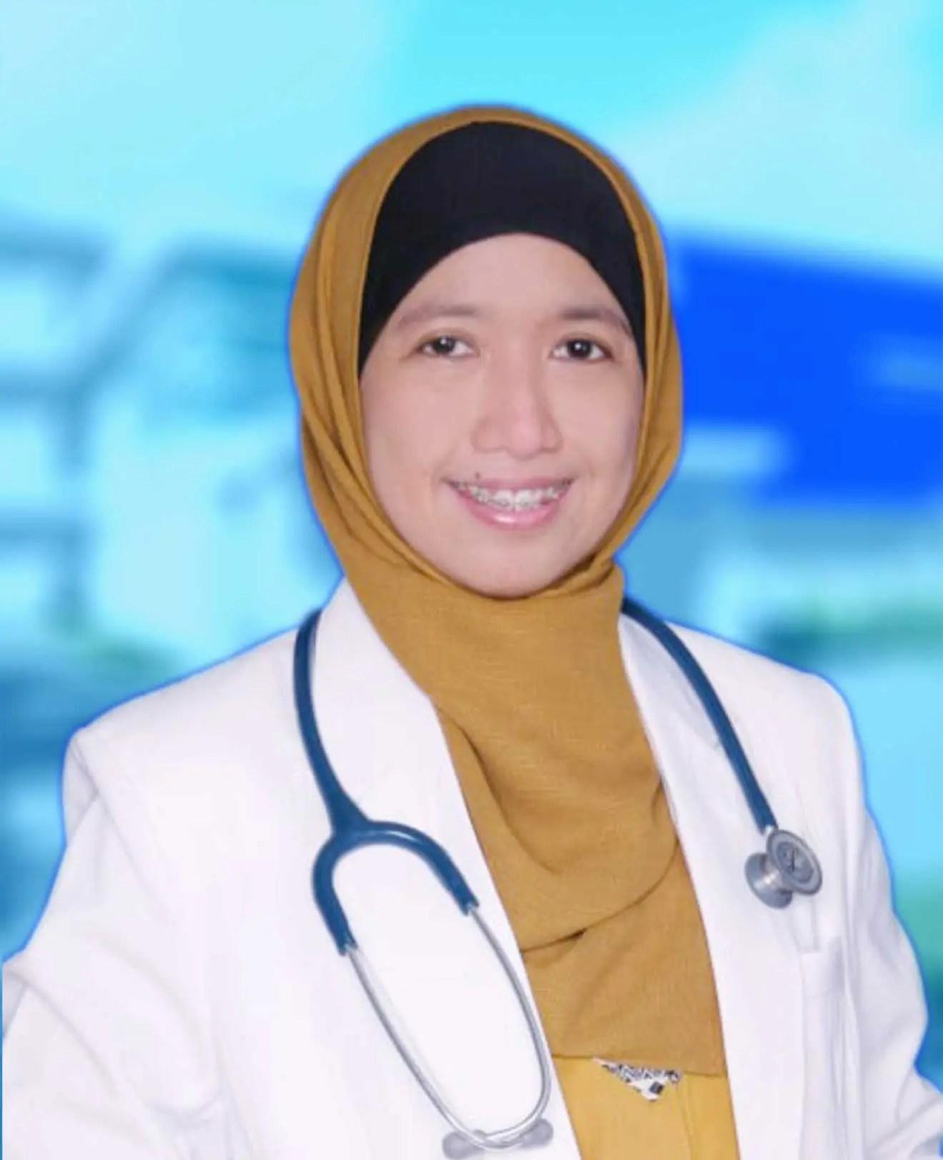 dr. Rina Kartika Anggraini, Sp.A., MSc