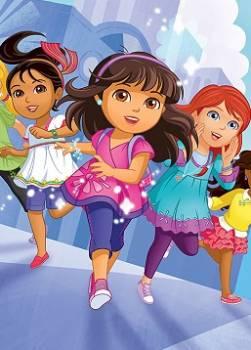 Dora And Friends : Au Cœur De La Ville : friends, cœur, ville, RS-Doublage