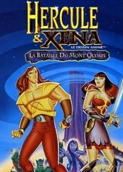 Telecharger Hercule et Xena: La Bataille Du Mont Olympe