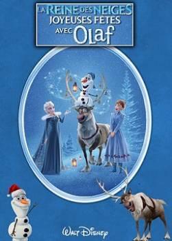 Olaf's Frozen Adventure La Reine Des Neiges : Joyeuses Fêtes Avec Olaf : olaf's, frozen, adventure, reine, neiges, joyeuses, fêtes, RS-Doublage