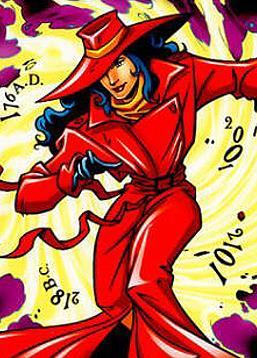 Mais Ou Se Cache Carmen Sandiego : cache, carmen, sandiego, RS-Doublage