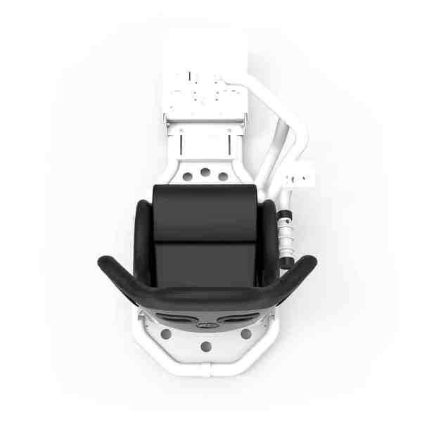 rseat rs1 black white 09