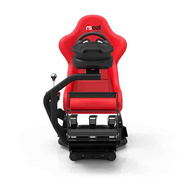 rseat rs1 red black 12
