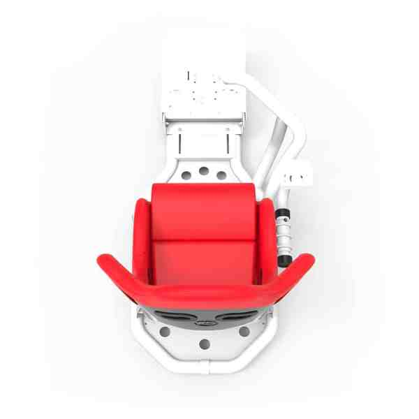 rseat rs1 red white 09