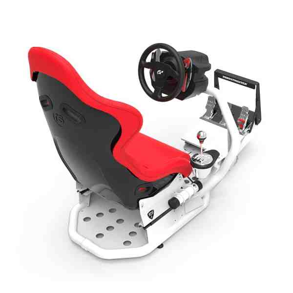 rseat rs1 red white 13