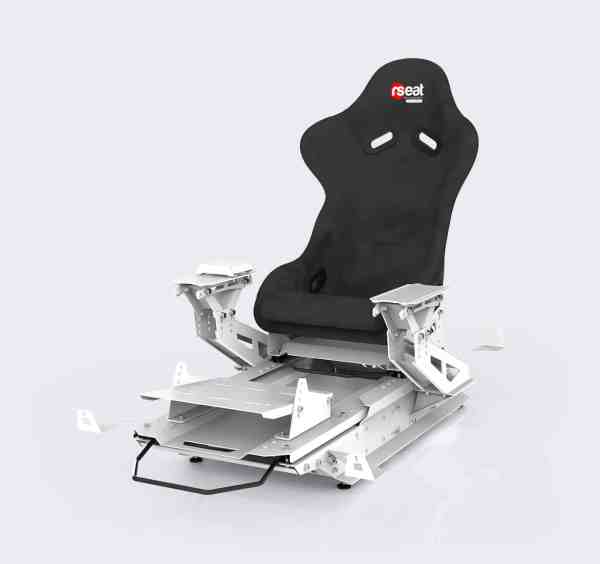 rseat s1 alcantara white upgrades pro shifter 03 3