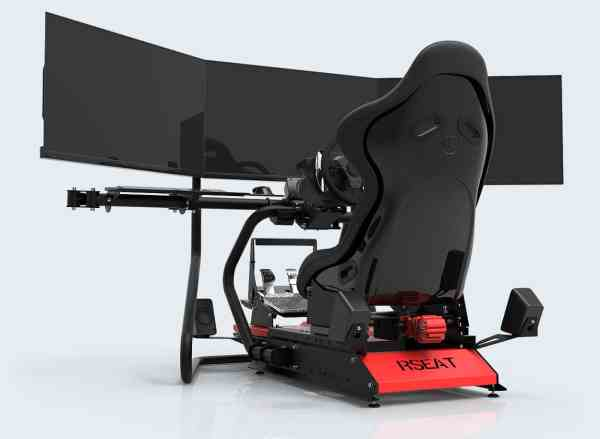 rseat s1 black red upgrades t3xl 01