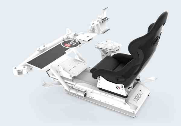 rseat s1 black white upgrades shifter handbrake 03