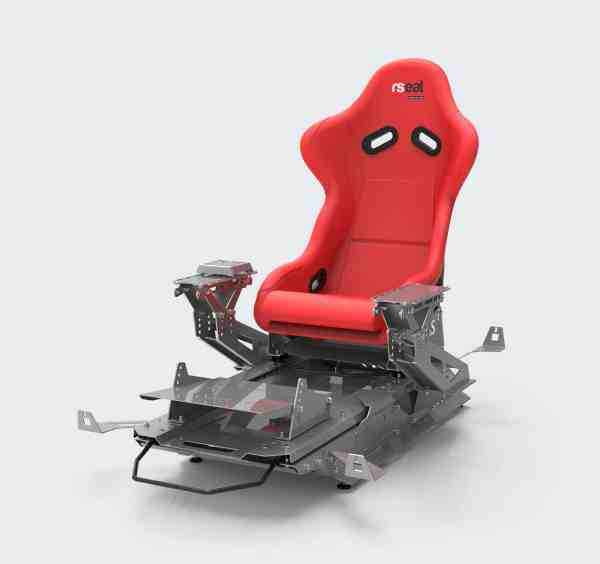 rseat s1 red silver upgrades pro shifter 03