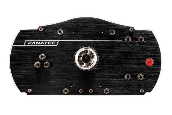 Fanatec v2.5 wheel base vooraanzicht