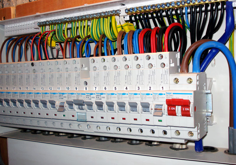Uk Wiring Colours White