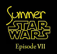 Logo Summer Star Wars VII
