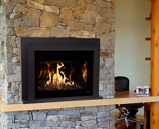 Estate Gas Fireplace  RS Heating Servicing Whistler  Squamish