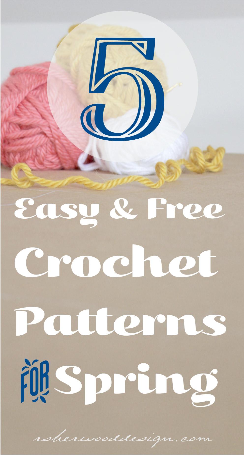 5-easy-crochet-ideas-spring