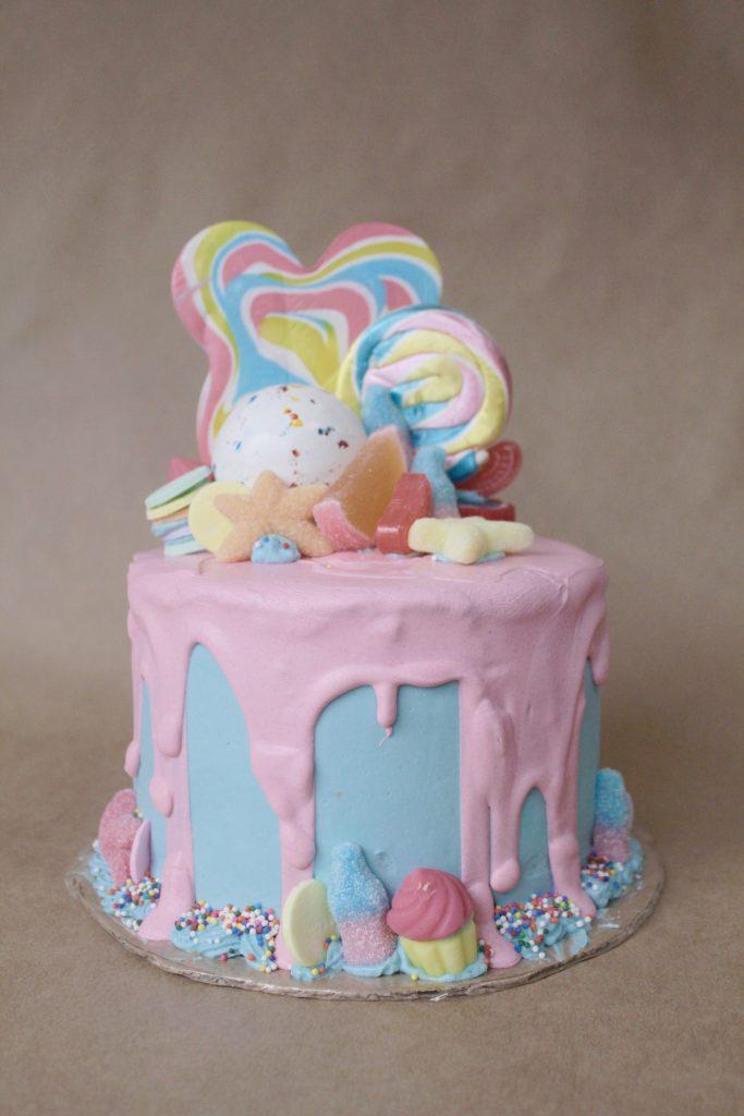 Candy Drip Cake Sherwood Design