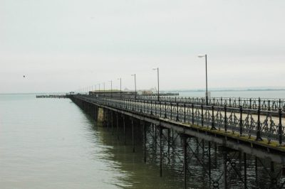 Ryde Pier March 2008