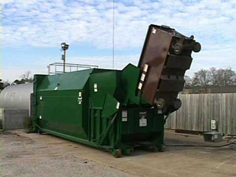 Compactor Cart Dumpers for Rent