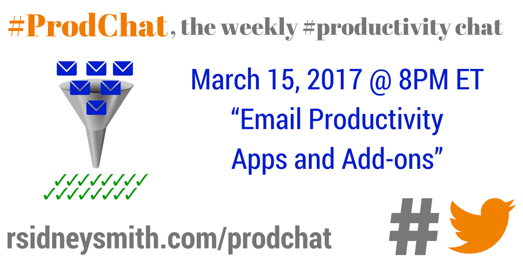 Email Productivity Apps and Addons