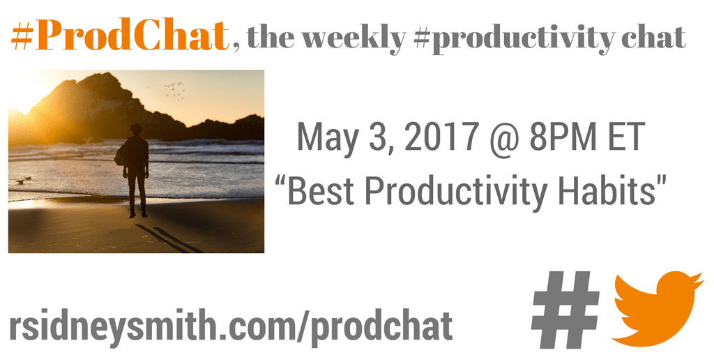 Best Productivity Habits