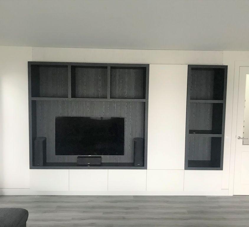 Maatwerk TV Kast Interieurbouw