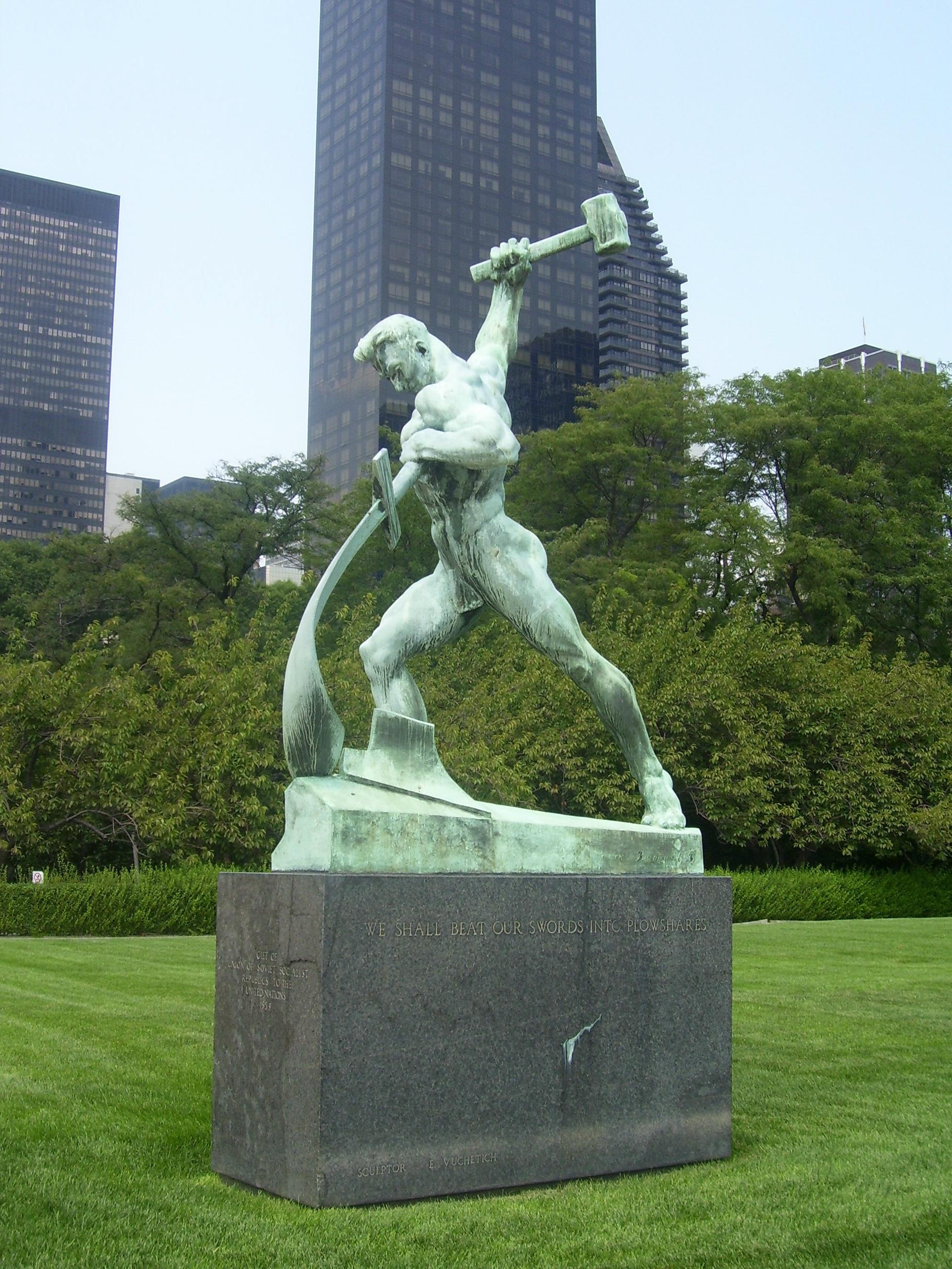 UN Headquarters, New York