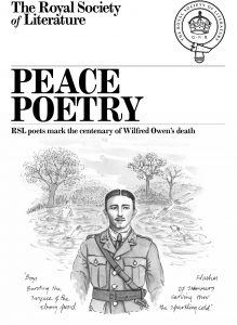 Royal Society of Literature » Peace Poetry Anthology