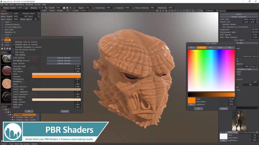 3D Coat download