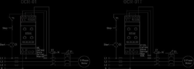 OCR-01 / OCR-01T