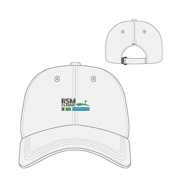 RSM Performance Imperial Cap – White